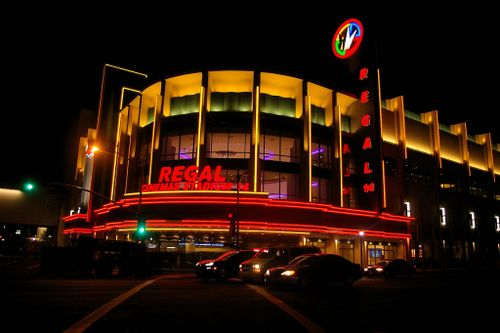Regal Theater Downtown Los Angeles