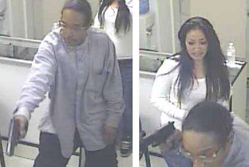 Jewlery Robbery - December 14, 2010