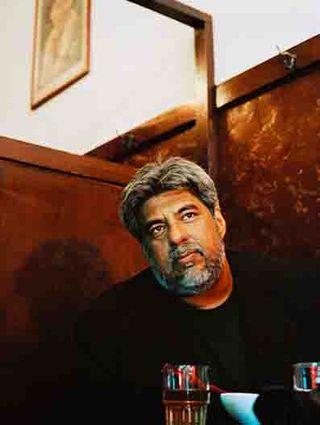Ed Fuentes at Chop Suey Cafe