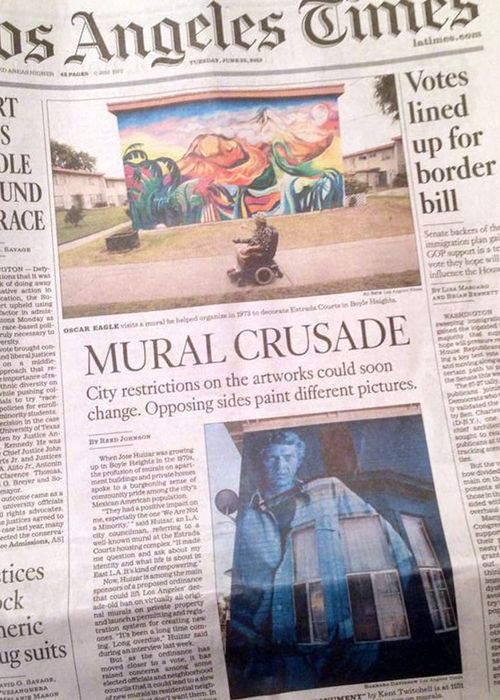 MuralCrusade