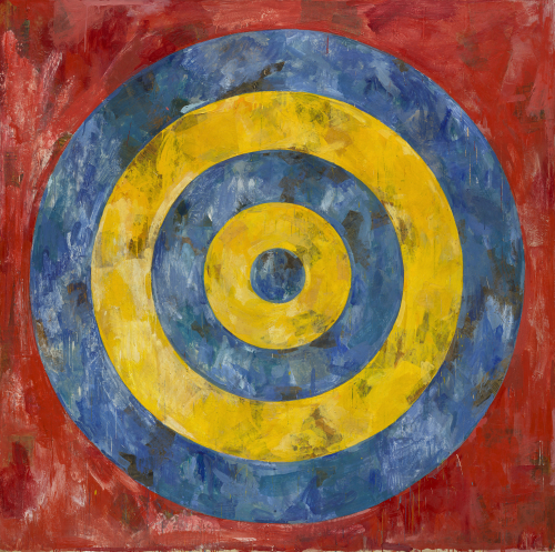 Johns_Target 1961